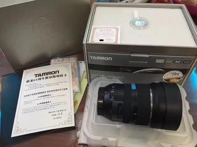 限量版 腾龙 SP 15-30mm f/2.8 DI VC USD(A012)限量银币版