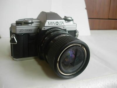 很新美能达X300相机带28--70mm镜头