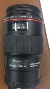 佳能 EF 100mm f/2.8 USM(百微)