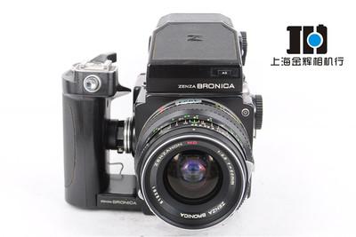 Bronica勃朗尼卡 645 ZENZA+50/2.8MC 广角头 120中画幅胶片套机