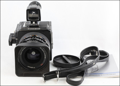 哈苏 Hasselblad 903SWC 标钢 38/4.5 CF 带A12 黑色