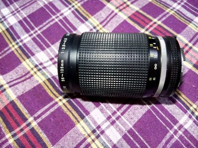 尼康Ais 35-135/F3.5-4.5手动镜头