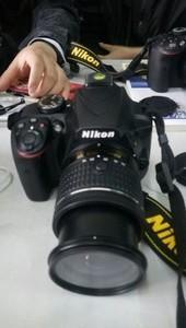 尼康D3400单反照相机入门级高清数码