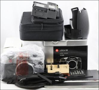 徕卡 Leica R9 + DMR 套机 机身有包装