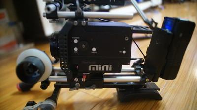 国造 kineraw mini 2k 电影机九五新 很少带出门