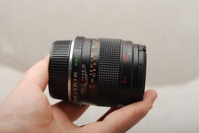 95新雅西卡 55MM F2.8 ML微距(欢迎议价,支持交换)