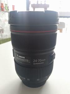 佳能 EF 24-70mm f/2.8L 二代红圈