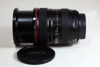佳能 EF 24-105mm f/4L IS USM(已出)