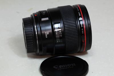 35 1.4   佳能 EF 35mm f/1.4L USM(已出)