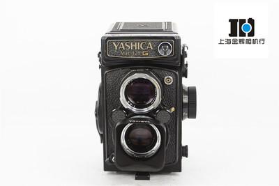 YASHICA雅西卡 124G 124g 经典胶片双反相机 实体现货 二手
