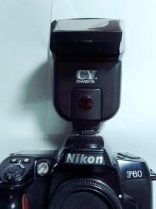 全新库存低压闪光灯原包装45元个包国通(各种数码相机通用