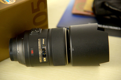 尼康 AF-S VR105mm f/2.8G IF-ED