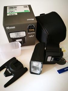 Fujifilm(富士)日清闪光灯i40