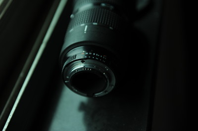 尼康 80-200mm f/2.8(大钢炮3代)尼康85 1.8D 尼康35 1.8G