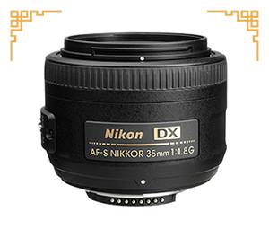 95新 尼康 AF-S DX 尼克尔 35mm f/1.8G