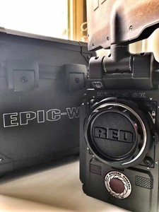全新专业电影机 RED epic-w 8K