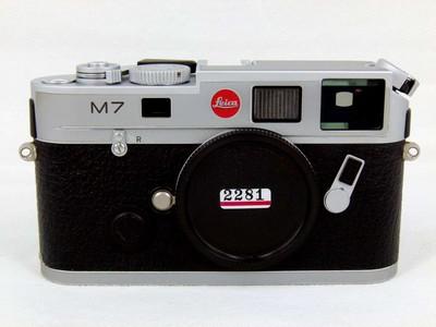 徕卡 M7银机
