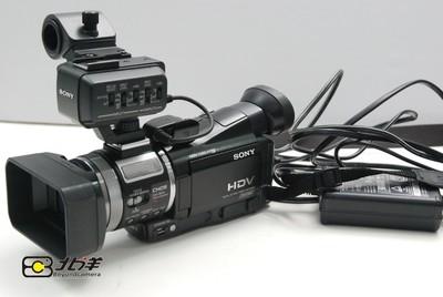 97新索尼HVR-A1C摄像机(BG01220002)