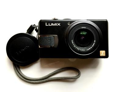 松下LUMIX  LX2GK