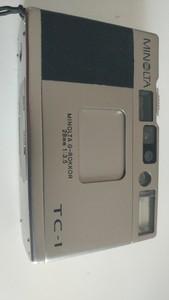 性价比无敌的一代名机Minolta TC-1