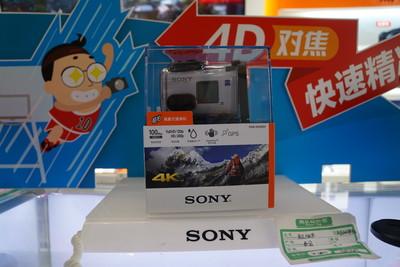 全新索尼酷拍运动摄像机 FDR-X1000V现货30台特价发售中。