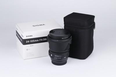 佳能口适马 24-105mm f/4 DG OS HSM(A)