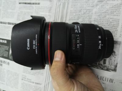 佳能 EF 24-70mm f/2.8L II USM 99.99新