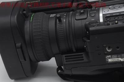 JVC/杰伟世 GY-HM600EC 广播级高清摄像 编号7711