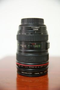 EF24-105/4.0+原厂UV镜+原厂罩
