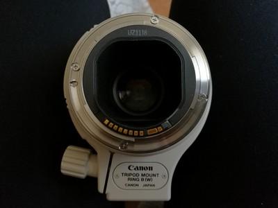 出售闲置的佳能300定镜头