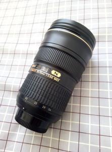 出售一手自用 尼康24-70mm f/2.8G ED