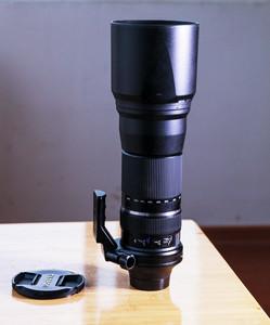 腾龙 SP 150-600mm f/5-6.3 Di VC USD(A011) 尼康口