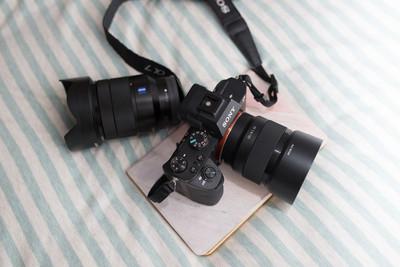 索尼 FE 50mm F1.8