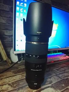 学生党一枚 因毕业后工作无时间拍照 故出售良心镜头腾龙A009一枚
