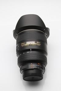 尼康 AF-S 17-35mm f/2.8D IF-ED(金广角)98新