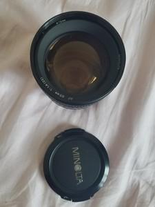 85mm F1.4 G