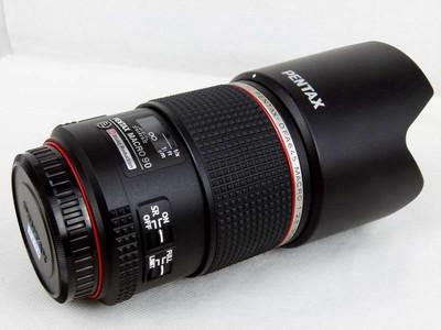 宾得 SMC PENTAX-D FA645 90/2.8微距