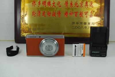97新 Fujifilm/富士 XF1 复古型数码相机 卡片机 千万像素 带防抖