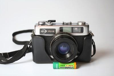 华中胶卷相机