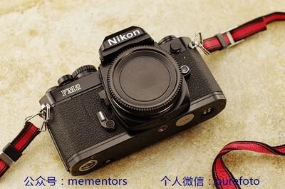 【真水无香】尼康NIKON FM2 黑色 胶片相机