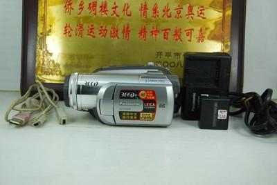 松下 NV-GS328GK 摄像机 mini DV 磁带 卡带家用录像机