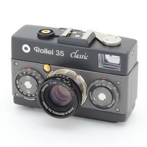 禄来Rollei 35 Classic相机,钛金属纪念版