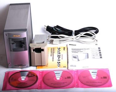 尼康 底片扫描仪带 5000ED+SA-21/MA-21适配器 #jp17449