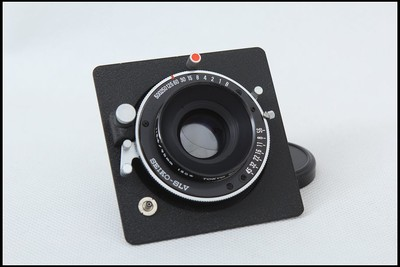 骑士  SUPER TOPCOR 90/5.6 6x9座机镜头