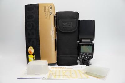 95新行货带包装尼康 SB-900闪光灯 900 2143