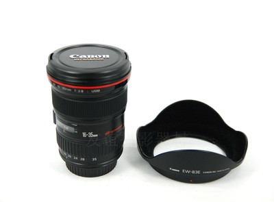 佳能 Canon EF 16-35mm f/2.8L USM全幅自动对焦镜头 广角镜头