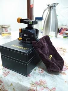 出售富图宝 fotopro H-7 低重心专业云台