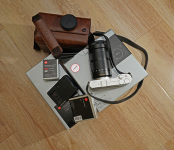 Leica/徕卡T相机(typ701)+55-135镜头