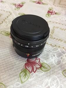 松下 LEICA DG SUMMILUX 15mm f/1.7 ASPH