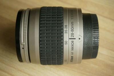 尼康 AF 28-80mm f/3.3-5.6G